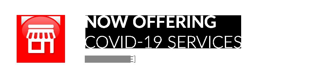 COVID-19 SERVICES